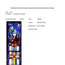Stained Glass Window book photo album thumbnail 8