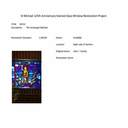 Stained Glass Window book photo album thumbnail 14
