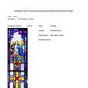 Stained Glass Window book photo album thumbnail 19