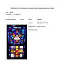 Stained Glass Window book photo album thumbnail 26